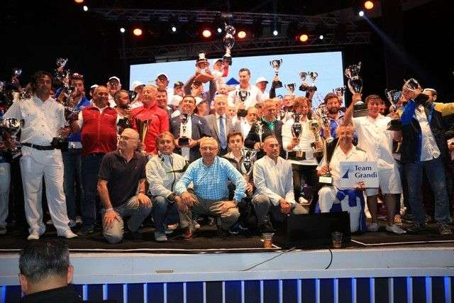 THE BODRUM CUP'TA ŞAMPİYON ALONDRA…