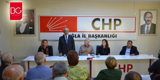 Prof.Dr.Nurettin Demir Muğla Büyükşehir Aday Adaylığını Resmen Açıkladı…