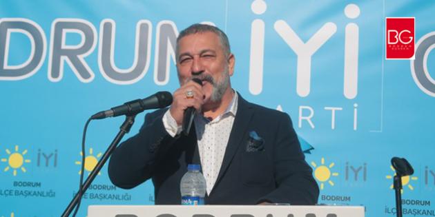 Atilla Serttaş, İYİ Partiden Meclis Üyeliğine Aday Oldu…