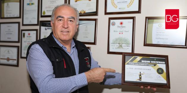 Dünyanın En Güvenilir Zeytinyağı Kalite Yarışması Türkiye'de Düzenleniyor…