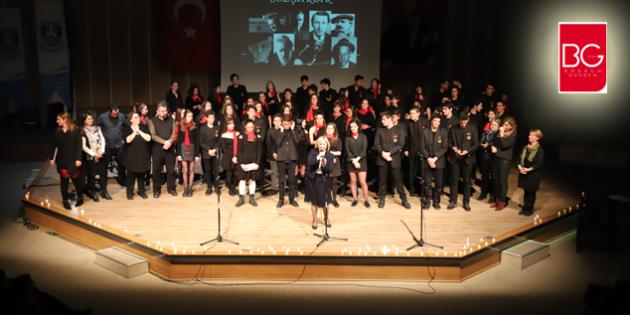 TAKEV Bodrum Koleji Öğrencilerinden Müthiş Performans…