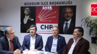 CHP'li Vekillerden Bodrum'a Balans Ayarı…