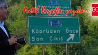 Köprüden Önce Son Çıkış /Fatih Bozoğlu yazıları…