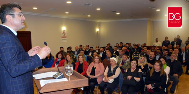 İYİ Parti'den Profesyonel Yaklaşım, Parti İçi Geniş Katılımlı Değerlendirme Toplantısı…