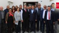 """Halil İbrahim Kaynar; """"Esnafımız Bizim Baş Tacımız…"""""""