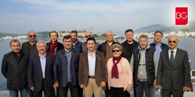 CHP'li İlçe Başkanları Ahmet Aras ve Ekibinin Yanında Tek Yumruk…