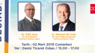 BESİAD AK Parti Muğla Büyükşehir ve Bodrum Adaylarını Konuk Ediyor…
