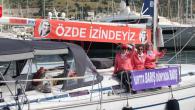 Denizci Kadınlar Bodrum'dan Samsun'a Yola Çıktılar