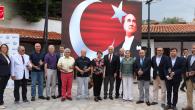 Büyükşehir'den Çevre Haberlerine Zeytin Ağacı Ödülü