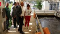 Başkan Gürün, Bodrum'a Çıkartma Yaptı