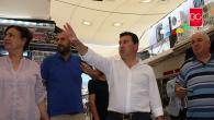 Başkan Aras, Gümbet'ten Kumbahçe'ye Kadar Denetimlerde Bulundu…