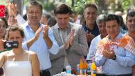 "Başkan Aras, ""Karaova Agro Turizm Merkezi Olacak""…"