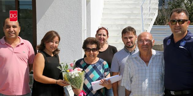 Belediye Hizmeti Vatandaşın Ayağına Götürüyor…