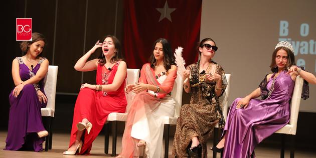 Tiyatro Sevdalısı Gençler Ayakta Alkışlandı… Foto Galeri