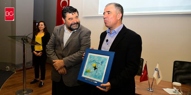 Ekonomist Ali Ağaoğlu BODTO'da…