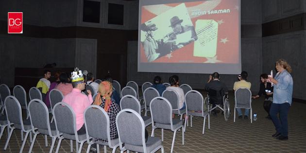 Sağlık Vakfı Öğrencilerine Ramada'da Özel Sinema…
