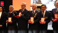 Kıbrıs Gazilerine Madalya ve Berat Verildi…