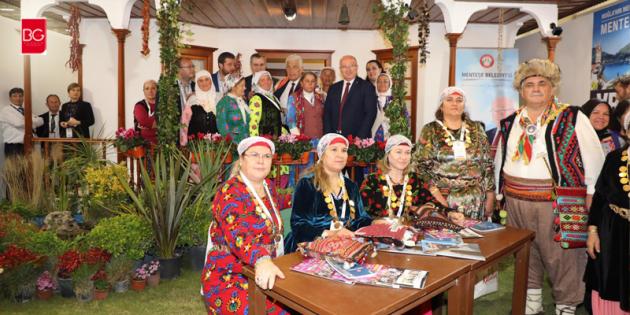 Muğla, Travel Turkey İzmir'de yerini aldı