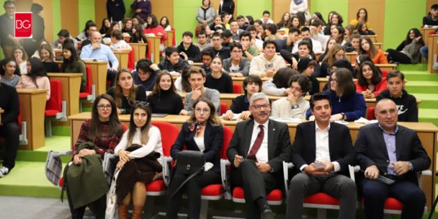 Marmara Koleji Lise Son Sınıf Öğrencileri İçin Meslek Atölye Etkinliği Düzenlendi