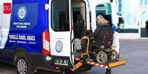 Engelli Vatandaşlara Hızır Gibi Yetişiyorlar