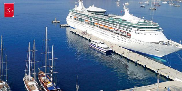 Bodrum Liman'a Daha Fazla Yolcu Gelecek