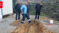 Gümüşlük ve Koyunbaba'da 10 bin hanenin su sorunu çözüldü