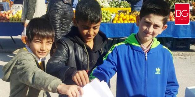 Bodrum'da 6 Mahallede Mini Referandum Yapıldı Halk Kapalı Pazaryeri İstedi (VİDEO Haber)