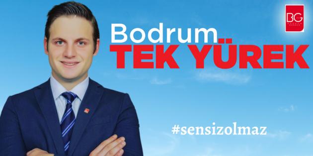 Alkım Denizaslanı CHP Bodrum Gençlik Kolları Başkanı Seçildi (Video Haber – SON DAKİKA)