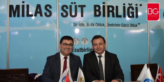 """Milas Belediye Başkanı Muhammet Tokat'tan """"HALK SÜT"""" müjdesi"""