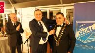 Bodrum Skal'da Zincir Değişimi Yapıldı, Yeni Başkan Mesut Durateymur (VİDEO HABER)
