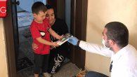 Milas Belediyesinden Çocuklara Nutuk Hediyesi…