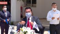 Bodrum'da Başkanlar Arası İddialar ve Açıklamalar Havada Uçuyor
