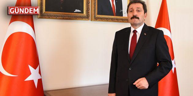 Muğla Valisi Orhan Tavlı'nın 29 Ekim Cumhuriyet Bayramı Mesajı