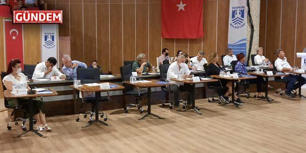 2021 Yılı Yeni Encümen ve Komisyon Üyeleri Seçildi