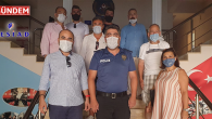 BESİAD Yönetimi Sahil Güvenlik ve İlçe Emniyet Müdürlüğünü ziyaret etti