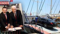 Bodrum- Akyaka, Bodrum- Marmaris Deniz Ulaşımı Başlayacak