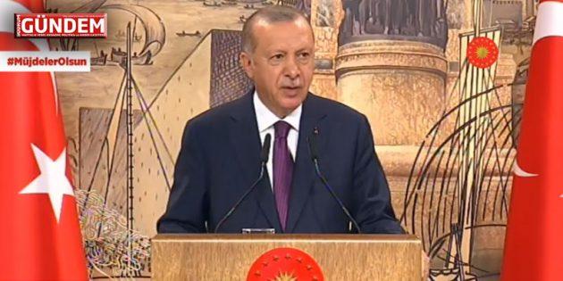 Cumhurbaşkanı Yeni Tedbirleri Açıkladı…SON DAKİKA