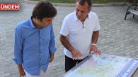 Milas'ta Ayaklı Haritaları Yenilendi