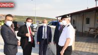 Muğla Valisi Orhan Tavlı, Trafik Tedbirlerini Yerinde İnceledi