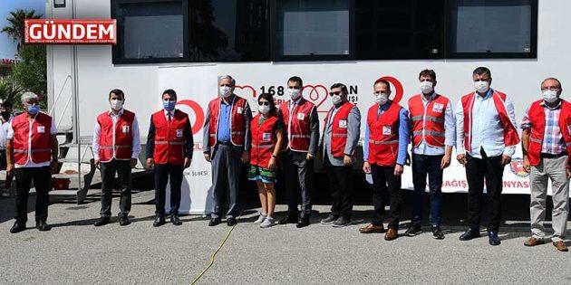 BODTO Kan Bağışı Kampanyasına Büyük İlgi