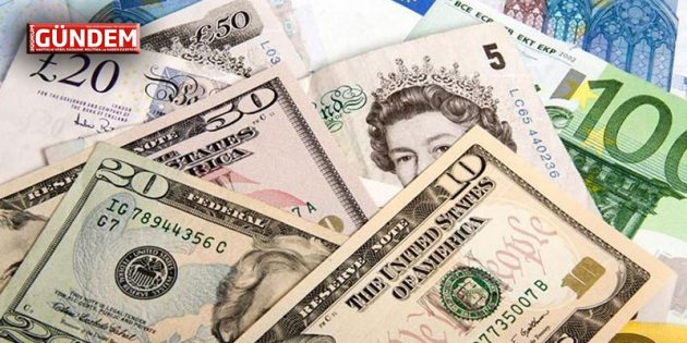Döviz haftaya hareketli başladı ; Dolar 7,77'yi, Euro 9,03'ü geçti