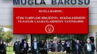 Muğla Barosu MHP Genel Başkanı Devlet Bahçeli'yi Kınadı