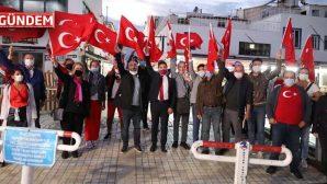 Bodrum'da Cumhuriyet Bayramı Coşkuyla Kutlandı
