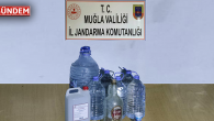 Bodrum'da El Yapımı 44 Litre Sahte Alkol Ele Geçirildi