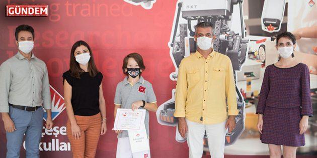 Bodrumlu Mehmet Danacı Matematik Yarışması'nda Dünya Birincisi Oldu
