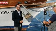 The Bodrum Cup Organizasyon Komitesi Başkanı Süleyman Uysal – ÖZEL RÖPORTAJ