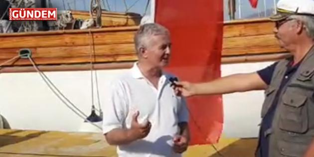 The Bodrum Cup Kurucusu Erman Aras ile Özel Röportaj