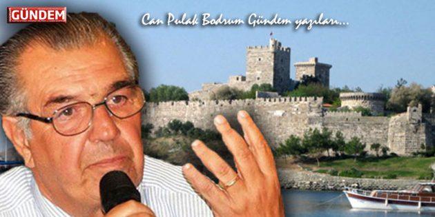 Turizm Bakanı Hakkında – Can Pulak Bodrum Gündem yazıları…