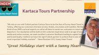 İngiltere tur operatörü SUNNY HEART TRAVEL, KARTACA TURIZM ile anlaştı